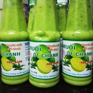Muối Ớt Chanh