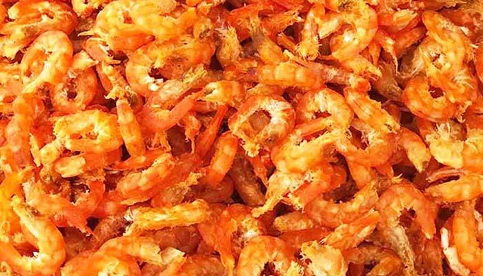 Mô tả về sản phẩm tôm khô Cà Mau loại I