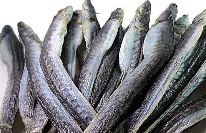 Mô tả sản phẩm khô cá kèo Cà Mau