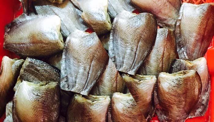 Qui trình làm khô cá sặc đồng Bạc Liêu