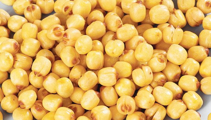 Mô tả sản phẩm hạt sen sấy giòn ăn liền loại 1
